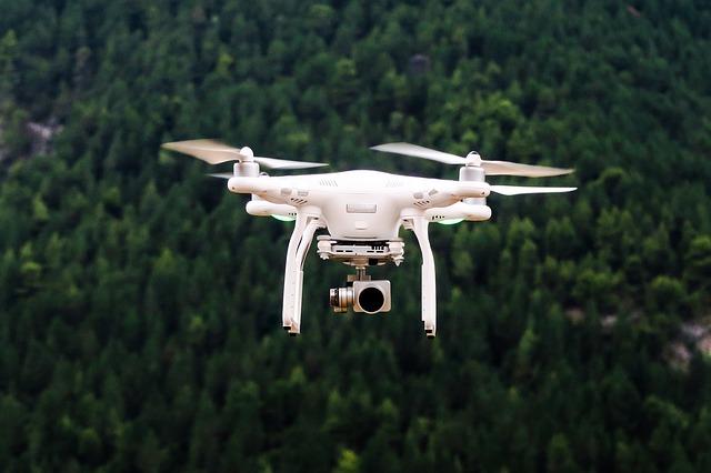 Le drone et ses différentes applications