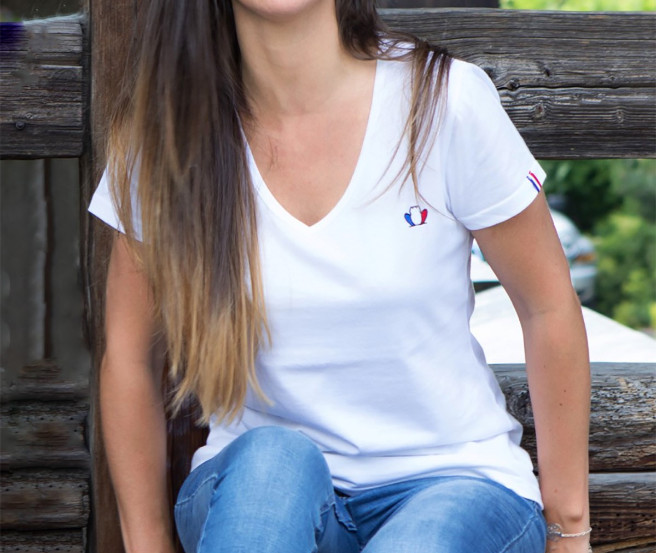 T-shirts féminins polyvalents à superposer – et à porter seuls