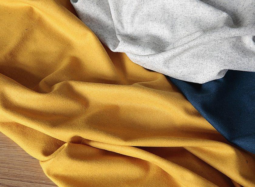 Confection de tissu d'ameublement