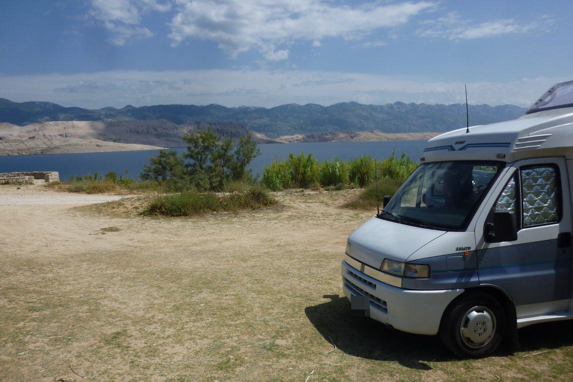 La location d'un camping-car en Maine et Loire